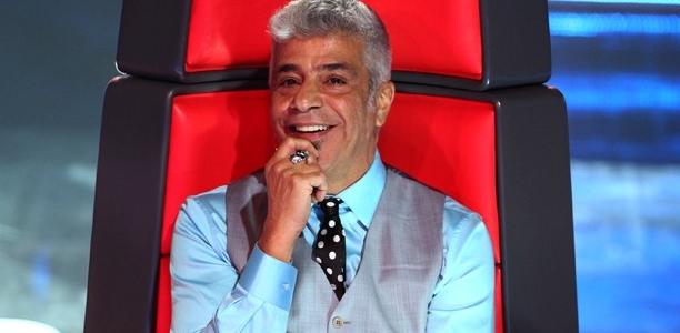 O técnico do The Voice Brasil, Lulu Santos(Foto: Divulgação/ Globo)