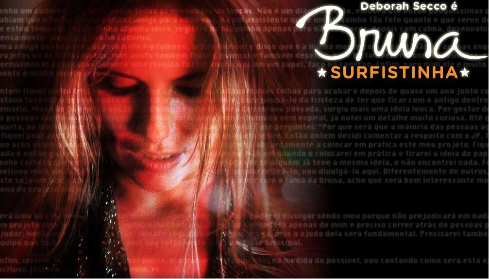 Deborah Secco protagonizou o filme Bruna Surfistinha (imagem: divulgação)