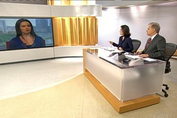 Bom Dia Brasil Registra Boa Audiência Novamente Tv Foco