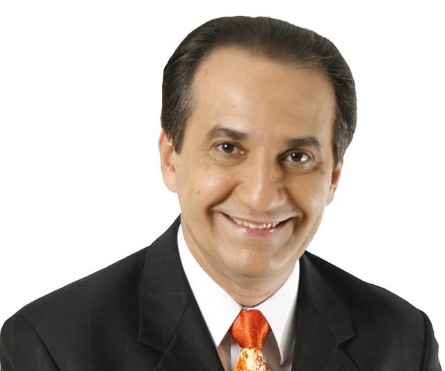 Pastor teria tirado Pedro Bial do sério (Foto divulgação)