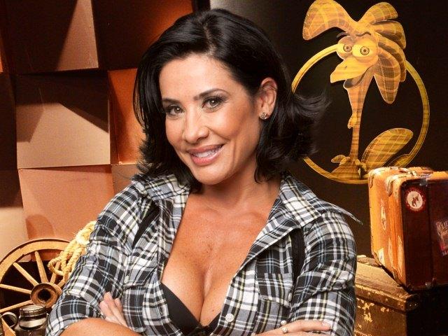Farsa: Scheila Carvalho participou de A Fazenda 6 (Foto Reprodução)
