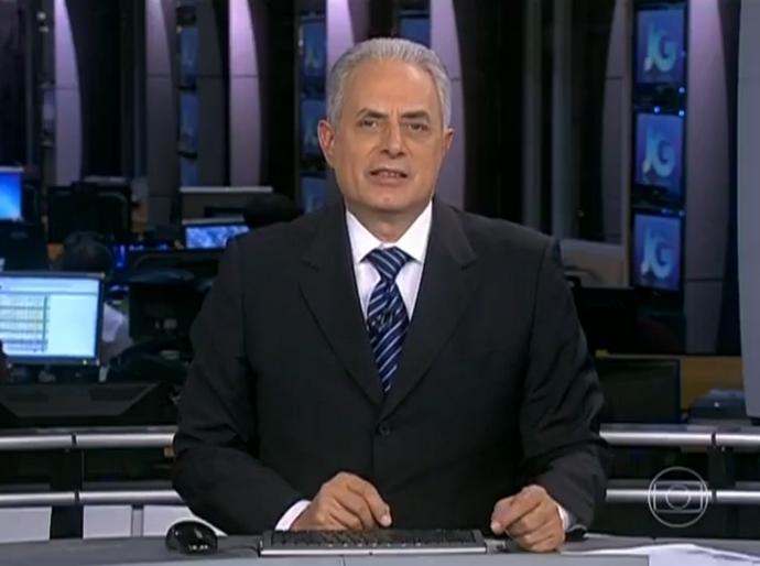 Jornal da globo apresentadores