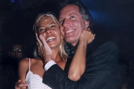 Adriane Galisteu e Roberto Justus (Foto: Reprodução)