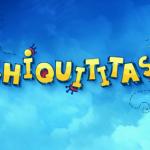 Logo da novela Chiquititas do SBT (Imagem: Reprodução)