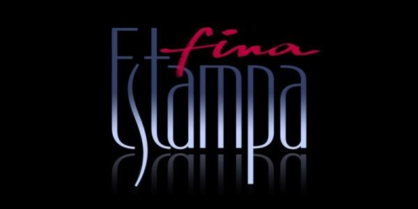 Logo da novela Fina Estampa (Divulgação/Globo)