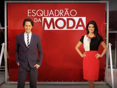 """Arlindo Grund e Isabella Fiorentino comandam o """"Esquadrão da Moda"""" (Foto: Divulgação)"""