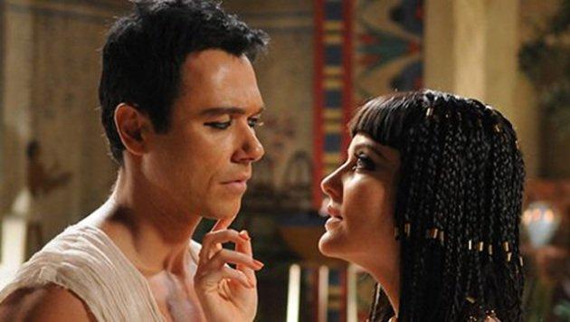 """Cena da minissérie """"José do Egito"""" (Foto: Divulgação/Record)"""