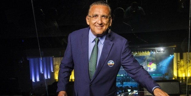 Galvão Bueno recebe R$ 5 milhões por mês