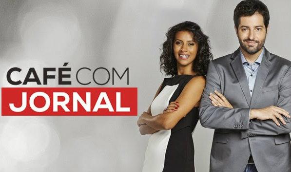 """""""Café com Jornal"""" muda de horário e revolta telespectadores!"""