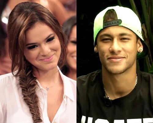 Repercussão sobre Neymar surpreende Bruna Marquezine