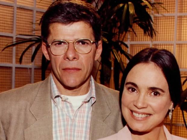Regina Duarte criticou decisão da Globo em demitir José Mayer (Reprodução)