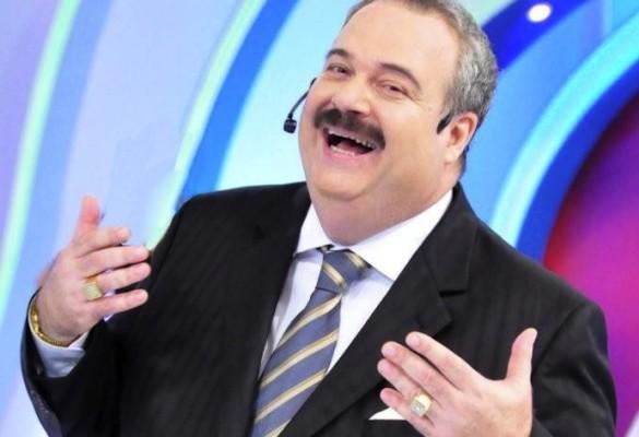 Gilberto Barros (Foto: Divulgação/RedeTV!)