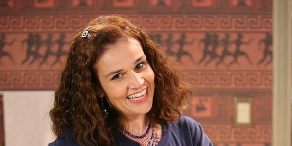 """Claúdia Rodrigues foi a protagonista da série """"A Diarista"""" (Foto: Divulgação)"""