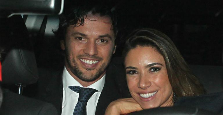Fábio Faria e a esposa, Patricia Abravanel (Foto: Divulgação)