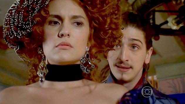 Gina e Ferdinando terminarão juntos!