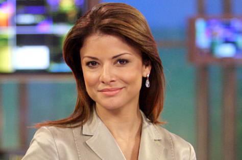 globo Analice Nicolau retorna para a emissora de Silvio Santos, para apresentar o SBT Brasil substituindo Rachel Sheherazade (Foto: Reprodução)
