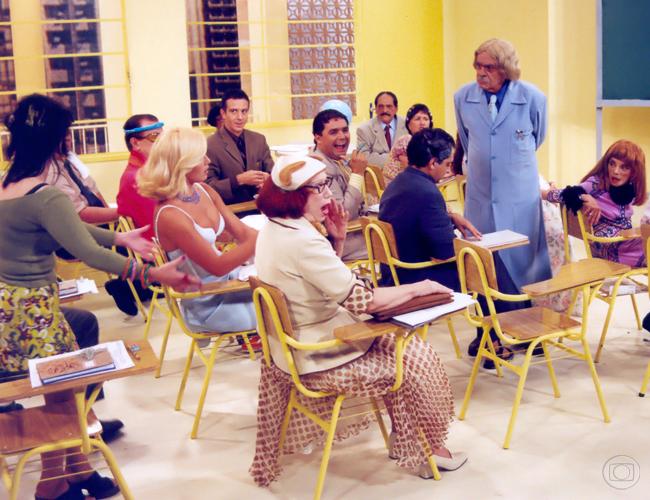 Elenco do humorístico (Foto: Divulgação/TV Globo)