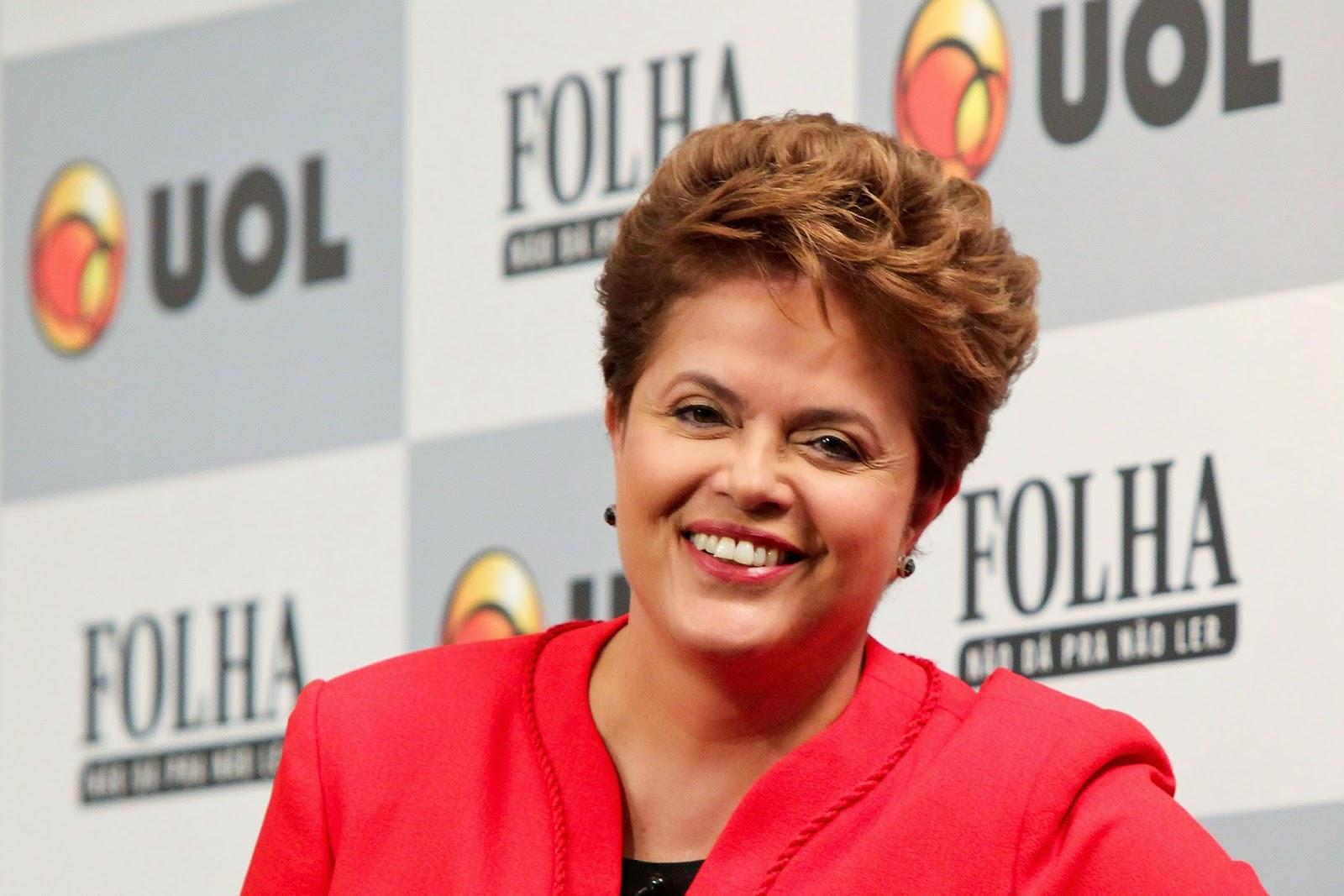 Dilma (Divulgação: SBT/Folha) Bolsonaro