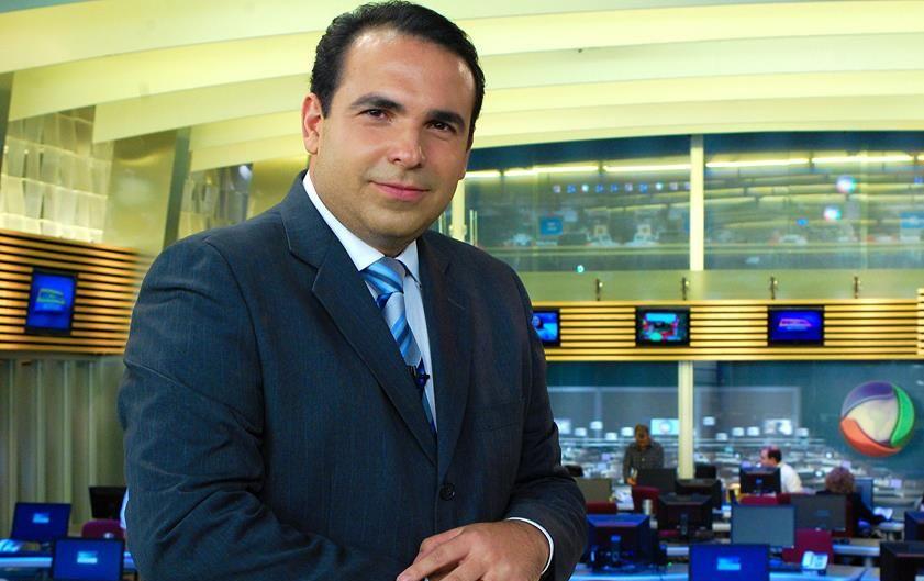 Reinaldo Gottino trabalhou na Record por quase 15 anos (Foto: Divulgação/Record)
