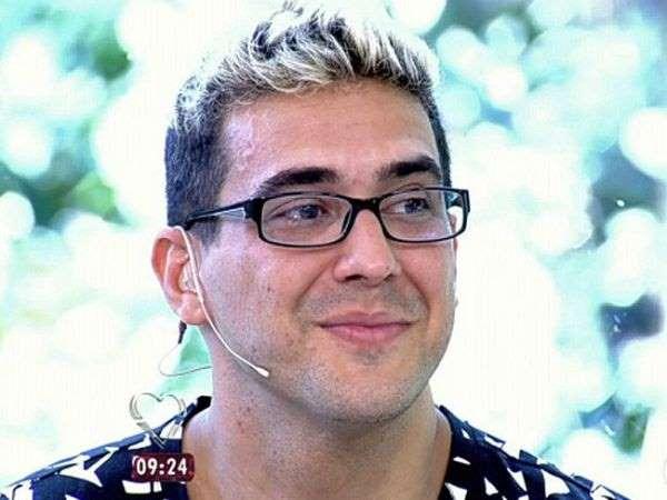 André Marques contou que quase ficou cego por conta da obesidade (Reprodução/Globo)