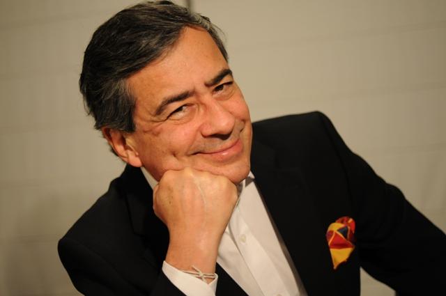 O Apresentador Paulo Henrique Amorim Foto Divulgacao