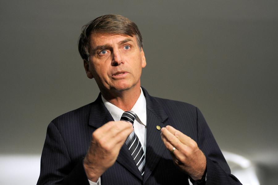 O deputado Jair Bolsonaro (Foto: Divulgação)