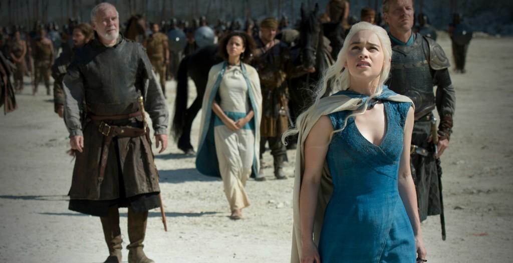 """""""Game Of Thrones"""" rouba a cena durante premiação nos Estados Unidos (Foto divulgação)"""