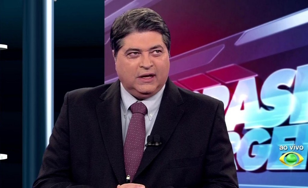 José Luiz Datena sairá como candidato a Prefeito em São Paulo (Foto: Reprodução)