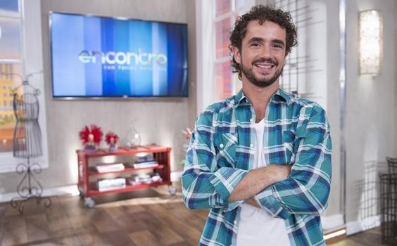 Felipe Andreoli (Foto: Globo/Alex Carvalho)