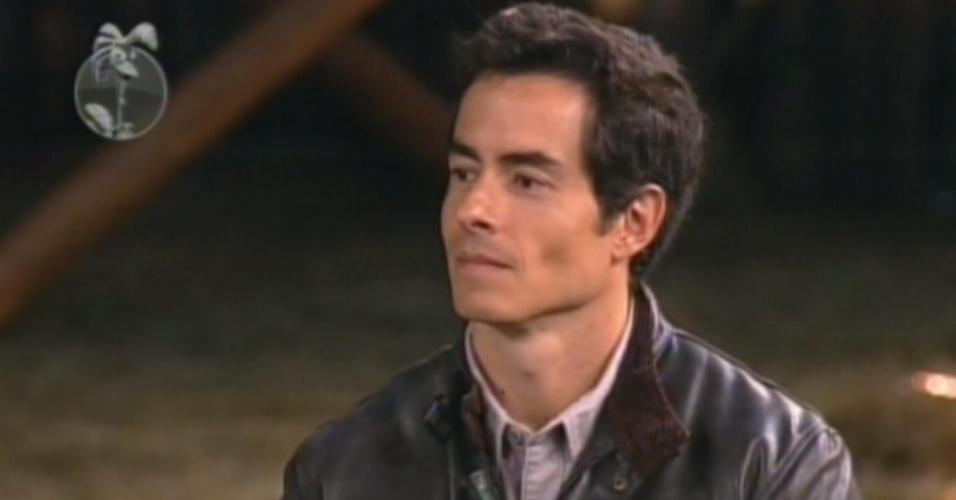 """O ator foi o segundo colocado em """"A Fazenda 5"""" (Foto: Reprodução)"""