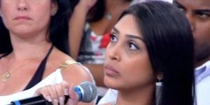 Amanda Djehdian. (Foto: Reprodução/TV Globo)