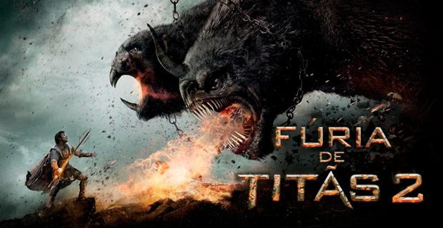 Fúria de Titãs 2 screenshot 1