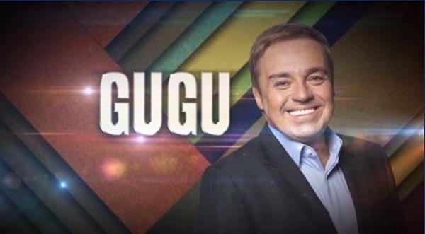 Gugu Liberato (Foto: Reprodução/ TV Record)