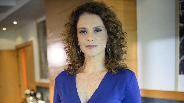 Irene (Malu Galli) (Foto: Globo/Alex Carvalho)