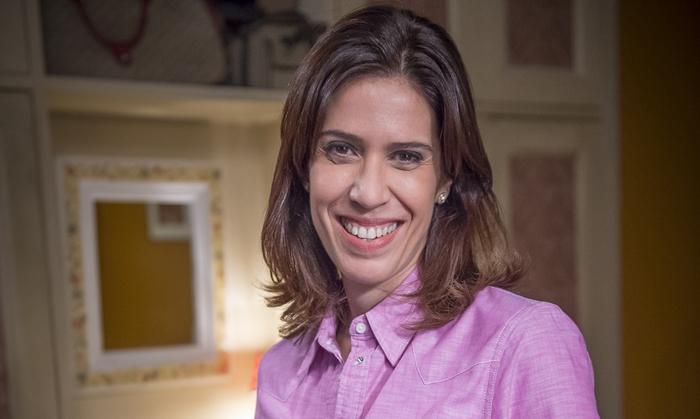 Karen (Maria Clara Gueiros) (Foto: Globo/Alex Carvalho)