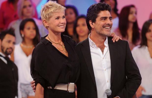 Xuxa Meneghel e Junno Andrade são namorados (Foto: Divulgação)