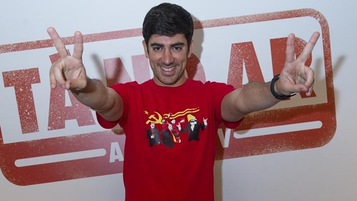 Marcelo Adnet (Foto: Globo/Estevam Avellar)
