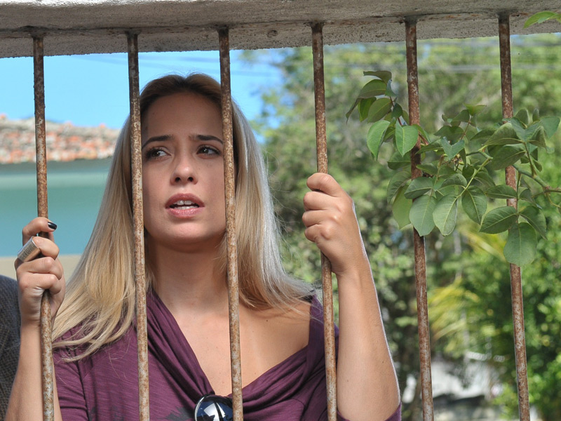 Paloma Duarte deixa a Record e de ve voltar a Globo (Foto: Reprodução)