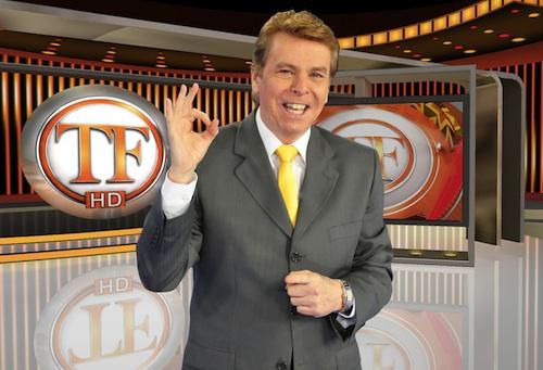 Nelson Rubens foi afastado de suas funções na RedeTV! (Foto: Divulgação)