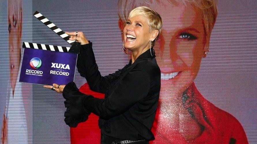 Xuxa é da Record (Foto: Divulgação)