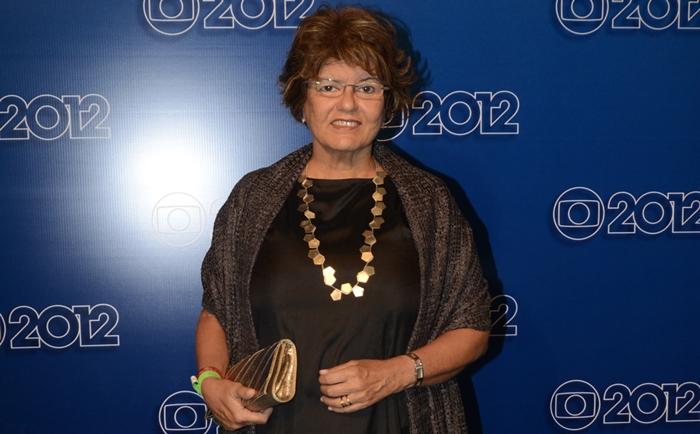 Elizabeth Jhin (Foto: TV GLOBO / Bob Paulino)