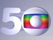 Globo comemora seu 50º ano de existência na liderança absoluta (Foto: Divulgação/Globo)