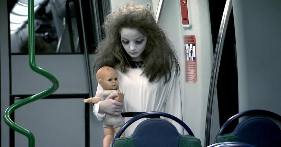 Menina Fantasma faz sucesso novamente (Foto: Divulgação)