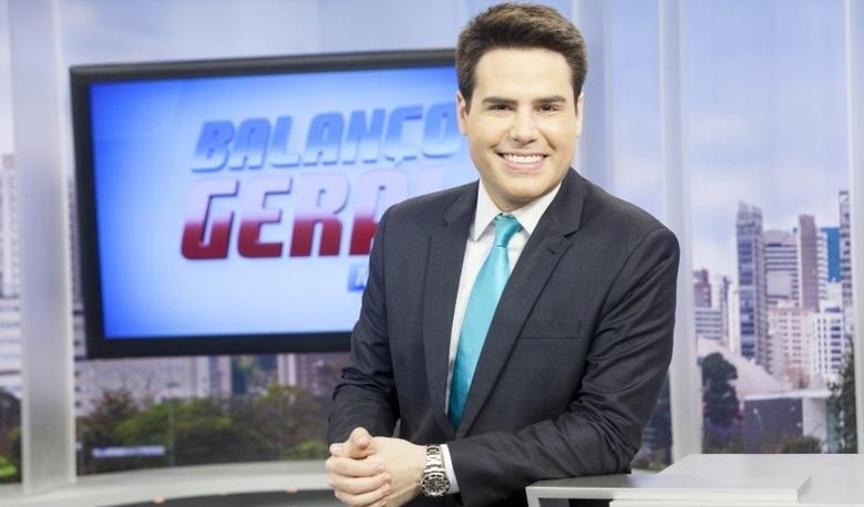 Luiz Bacci(Foto: Divulgação/ Record