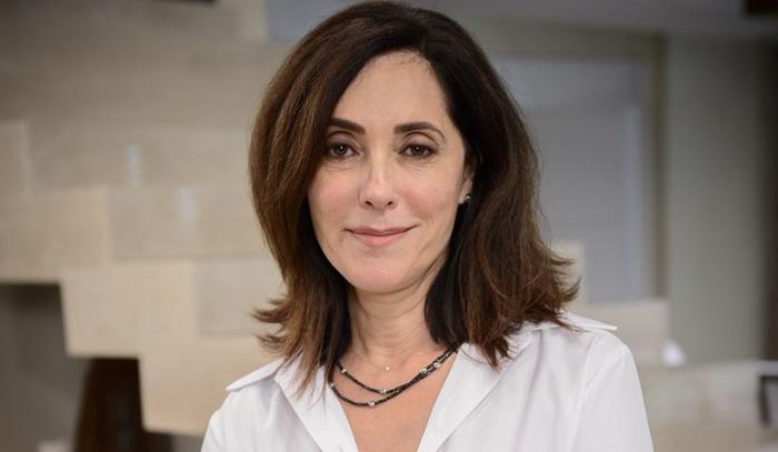 Maria Inês (Christiane Torloni) (Foto: Globo/Alex Carvalho)