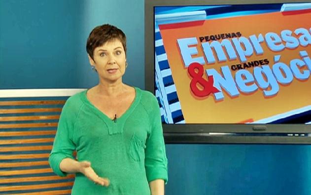 A apresentadora comandava o programa desde 1990 (Foto: Divulgação)
