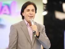 Apresentador e comediante Tom Cavalcante (Foto: Edu Moraes/Record)