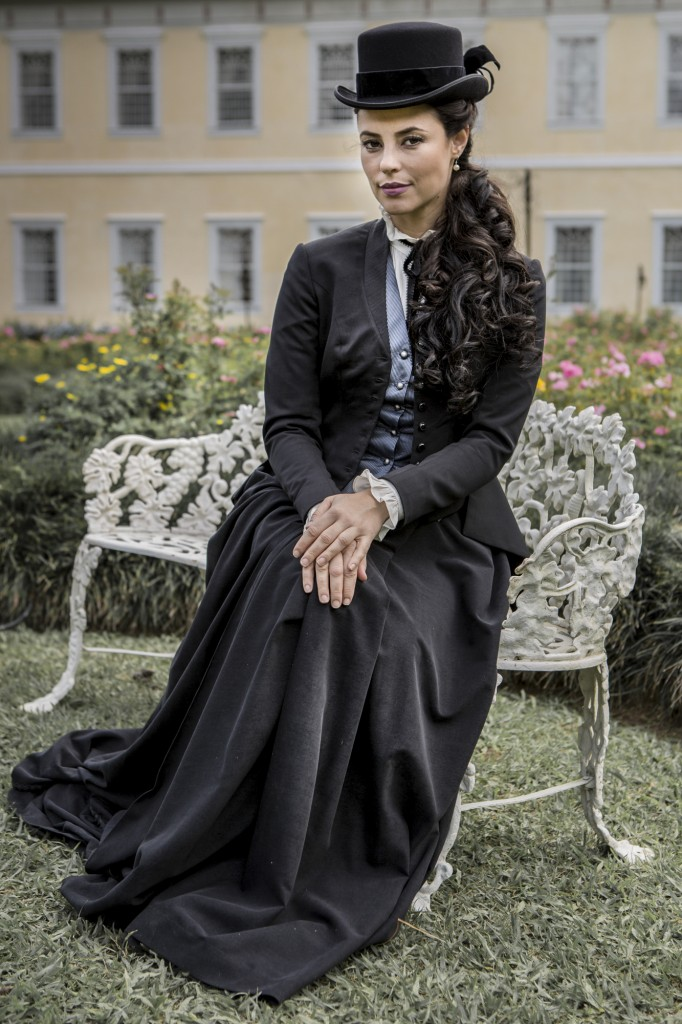Melissa (Paolla Oliveira) (Foto: Globo/ Fabio Rocha)