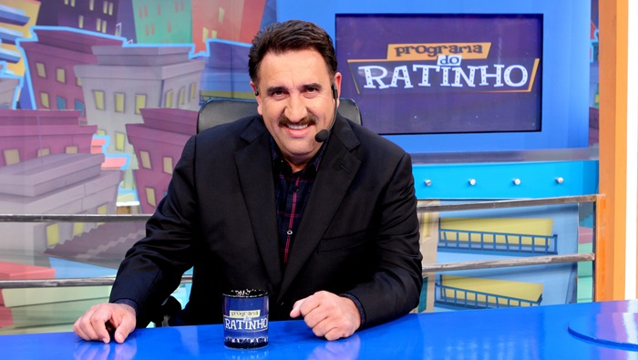 Ratinho (Foto: Lourival Ribeiro/ SBT)
