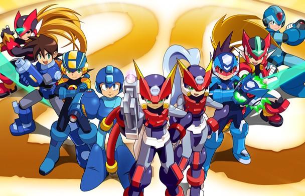 """""""Megaman"""" terá uma nova versão para TV"""